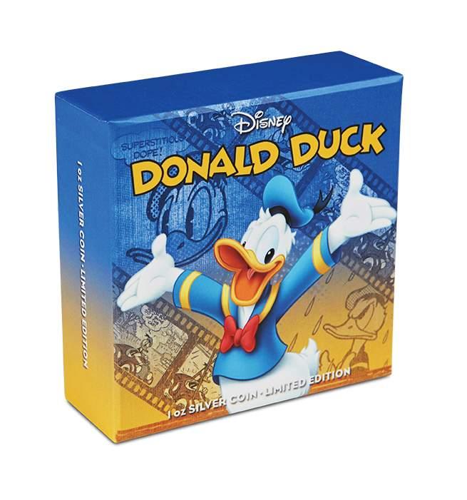 Kačer Donald - balení