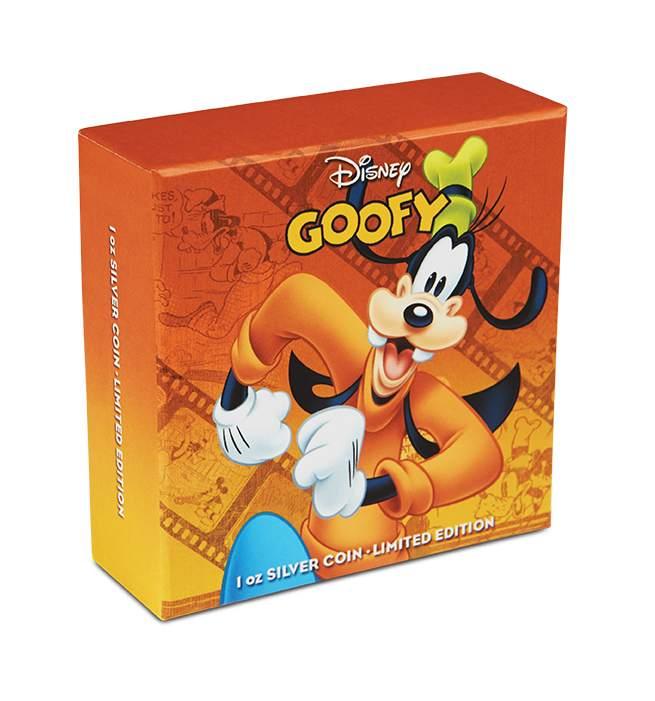 Goofy - balení