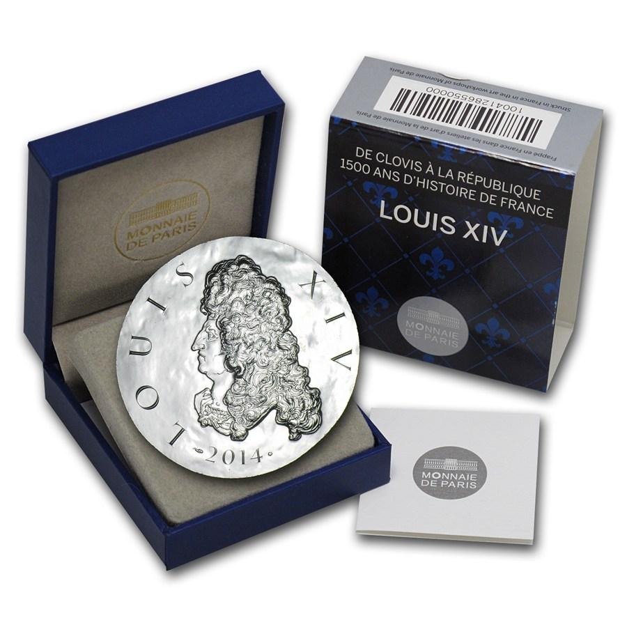 Ludvík XIV. - balení