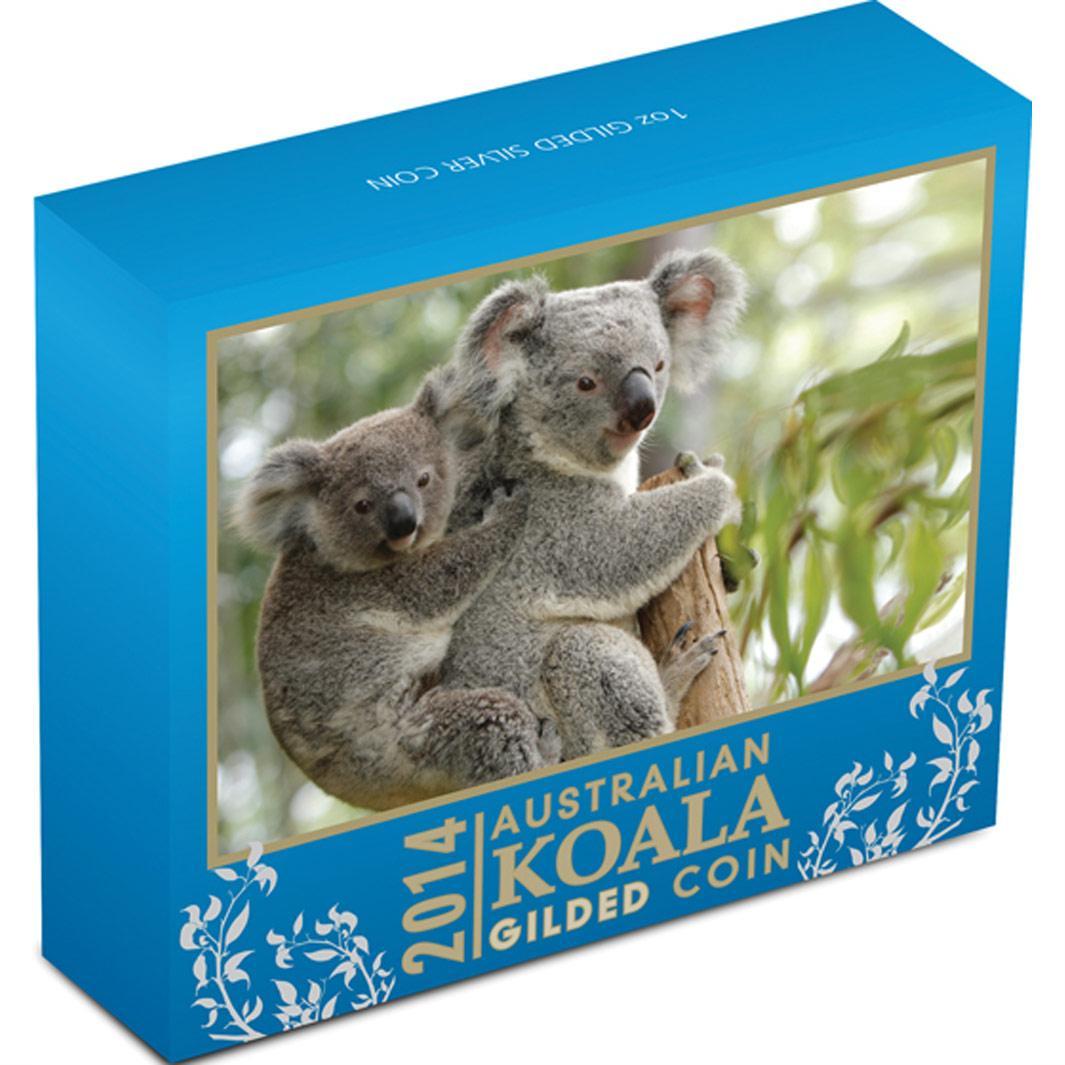 Koala - balení