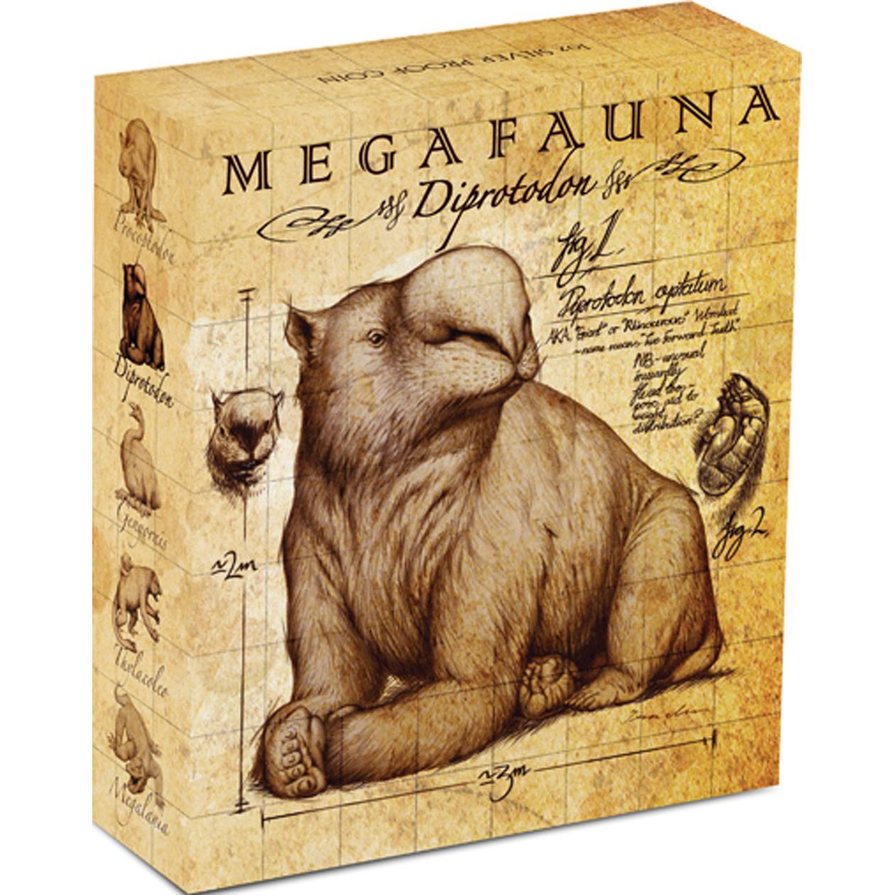 Megafauna - balení