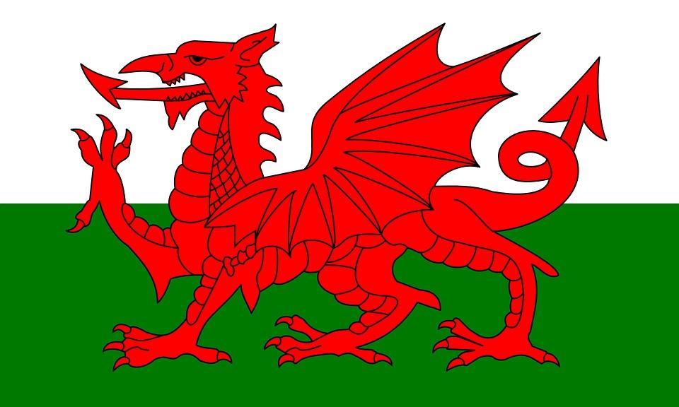 znak Walesu