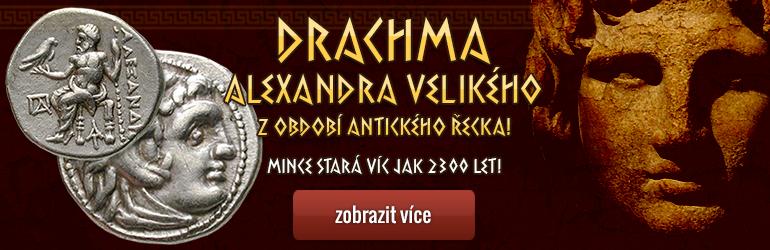 Drachma Alexandra Velikého