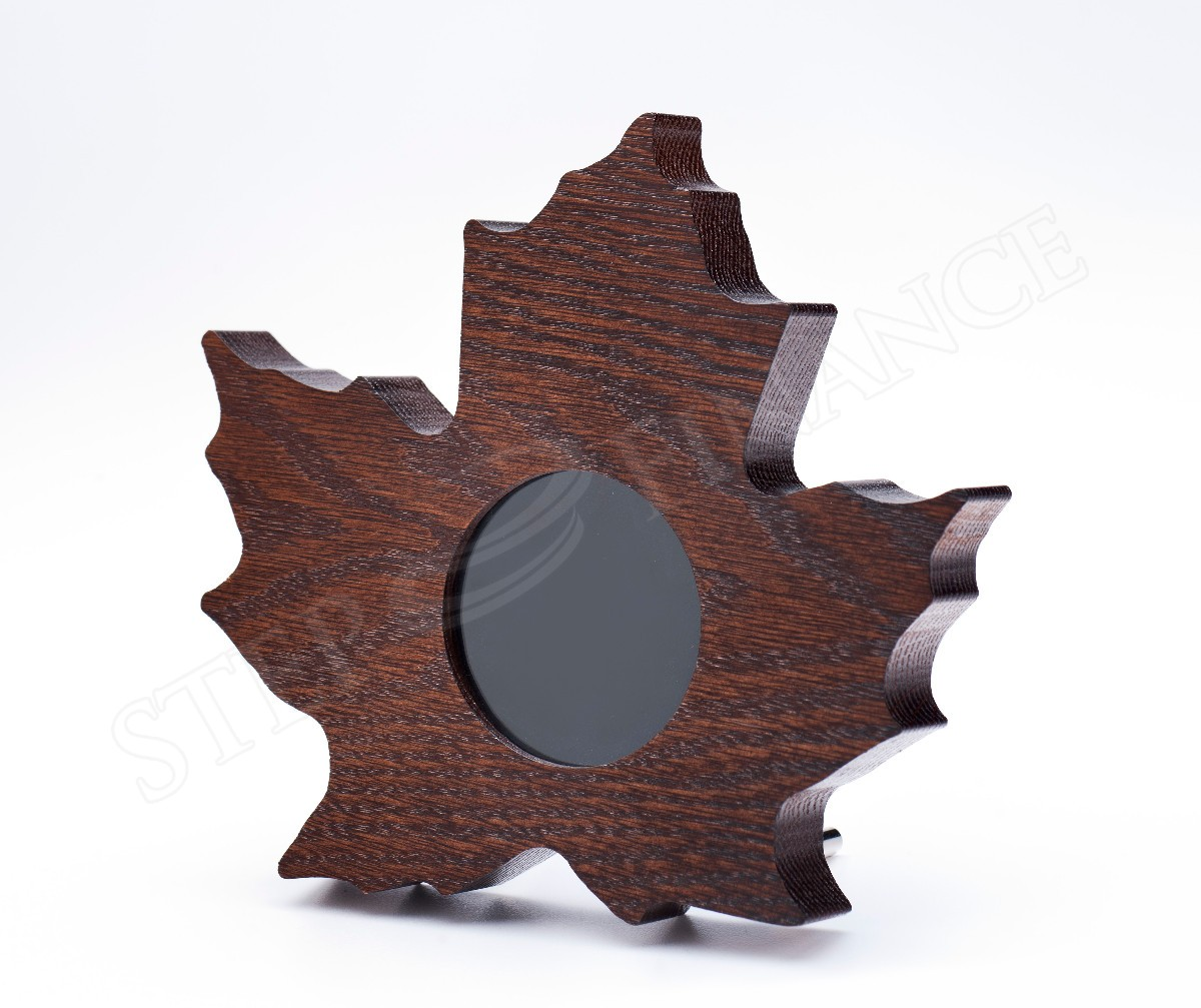 2016 $20 Fine Silver Coin - Canadas Colourful Maple Leaf - Box