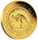 Nugget-Kangaroo 1 kg Au