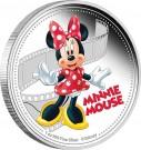 Disney - Minnie Mouse 2014 1 Oz Ag Proof
