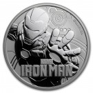 Iron Man 2018 1 Oz Ag