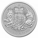 Stříbrná mince Královské erby 1 oz 2019