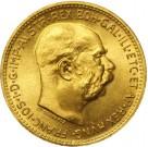 20 Koruna Františka Josefa I.