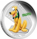 Disney - Pluto 2014 1 Oz Ag Proof