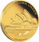 Opera v Sydney 2013 Proof 1/4 Oz Au