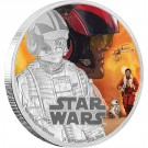Star Wars: The Force Awakens - Poe Dameron™ Proof 1 Oz Ag