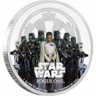 Star Wars: Rogue One - The Empire Proof 1 Oz Ag