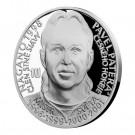 Stříbrná mince Legendy čs. hokeje Pavel Patera 29 g proof 2019