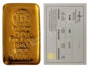 Argor-Heraeus 250 gramů Au