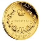 Australský Sovereign 2018 Au