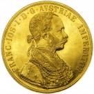 4-Dukát Františka Josefa I.