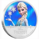Frozen Elsa 1 Oz Ag Proof