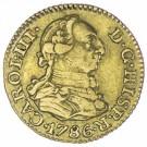 1/2 Escudo Carlos III.