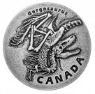 Pravěká Kanada - Gorgosaurus