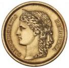 20 Frank Helvetia 1883-1896