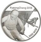 Zimní olympijské hry PyeongChang 2018 - Alpské lyžování