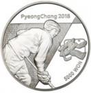 Zimní olympijské hry PyeongChang 2018 - Lední hokej