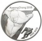Zimní olympijské hry PyeongChang 2018 - Rychlobruslení