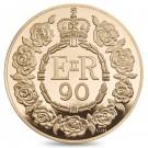 Královna Alžběta II. - 90. výročí narození 2016 Proof 1/1 Oz Au