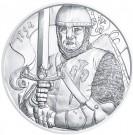Stříbrná mince Leopold Bábenberský 1 oz 2019 - první emise