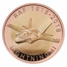 Lightning RAF 2018 1/2 Oz Au