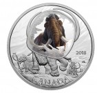 Mamut 1 Oz 2018 Ag Proof