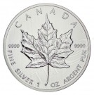 Maple Leaf 1/1 Oz Ag