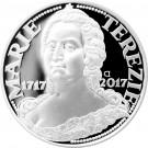 Marie Terezie 300. výročí narození 2017 Proof