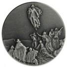 Stříbrná mince Biblická série Nanebevstoupení2 Oz 2018