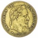 5 Frank Napoleon III.