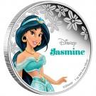 Disney - princezna Jasmína 2015 1 Oz Ag Proof