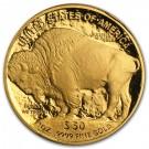 American Buffalo Proof 1/1 Oz Au 2010