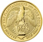 The Queen's Beasts - Falcon - 1 oz Au