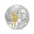 Stříbrná mince Období baroka a rokoka 1 oz proof 2018