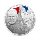 Stříbrná mince Období železa a skla 1 oz proof 2017