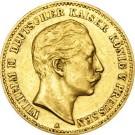 10 Marka Vilém II.