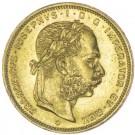 8 Zlatník František Josef I.