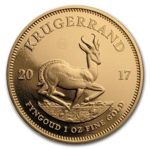 50. výročí Krugerrand 1 oz Proof Au