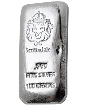 Scottsdale 100 gramů Ag