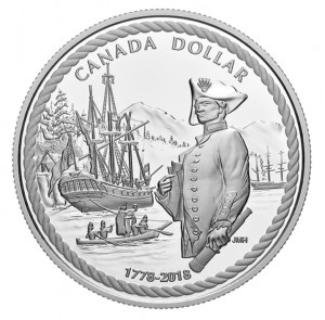 Kapitán James Cook na Nootka Sound