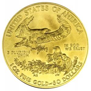 American Eagle 1/1 Oz Au