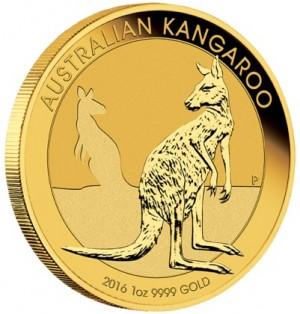 Nugget-Kangaroo 1/1 Oz Au