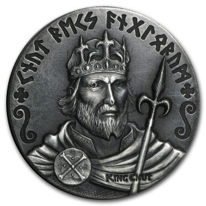 Série Vikingové - Knut Veliký 2 Oz