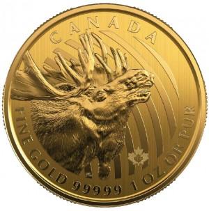 Zlatá mince Los 1 Oz BU 2019